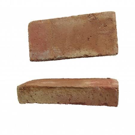 Ladrillo recto de barro con doble coccion