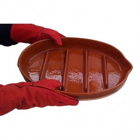 Juego de guantes de protección nivel II