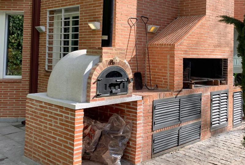 Comprar un horno de leña en La Rioja