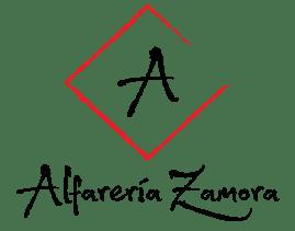 logotipo de alfareria zamora