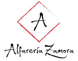 logotipo de Alfarería Zamora