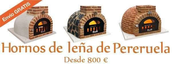 hornos de leña de Pereruela