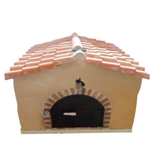 Horno de barro de Pereruela. Hornos de leña Caseta Tradicional. Horno de leña de Pereruela, hornos de barro artesanales.