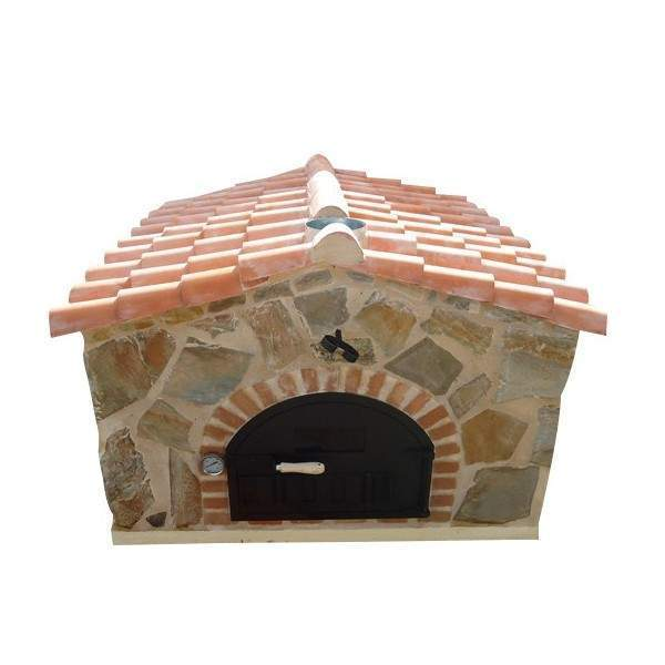 Horno de barro de Pereruela Caseta Piedra. Horno de leña de Pereruela.